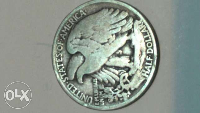 walking liberty half dollar 1945