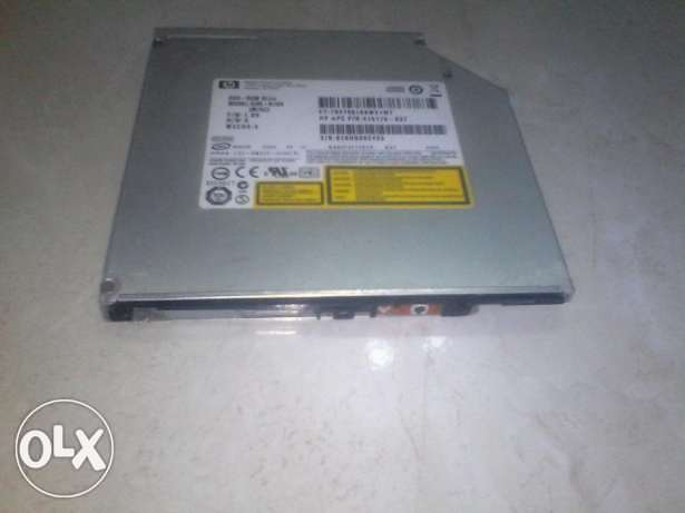 DVD HP Slim For any LapTop