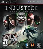 لعبة Injustice Gods Among Us لجهاز PS3