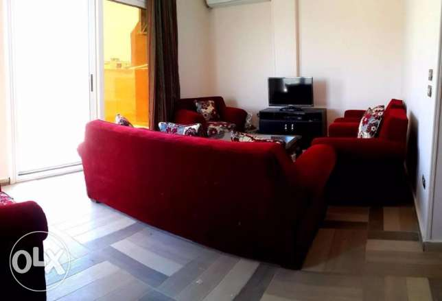 Furnished flat for rent in Karma compound الشيخ زايد -  5
