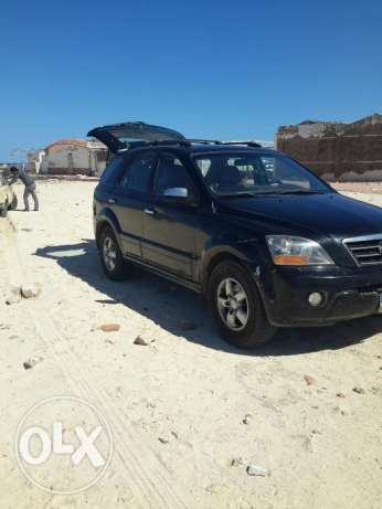 2007 KIA Sorento Full Optionلسرعة البيع