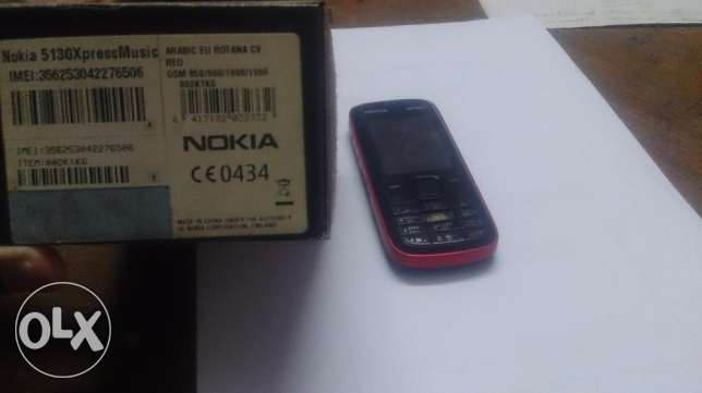 Nokia Xpress Music 5130