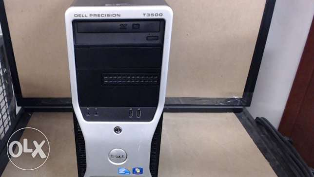 Dell T3500 X5660 Turbo 3.26 GHz 6core 12Cache