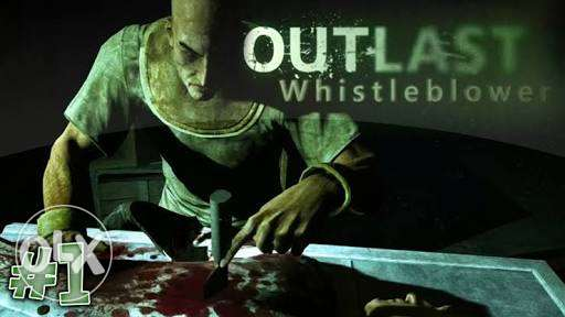 Outlast VideoGame For Pc