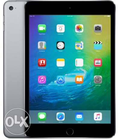 Apple iPad Mini 4 with Facetime Tablet - 7.9 Inch, 16GB, 2GB, WiFi, Sp