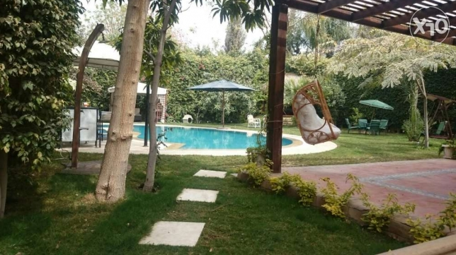 Villa for rent in katamayaheights with private swimmingpool in newcai