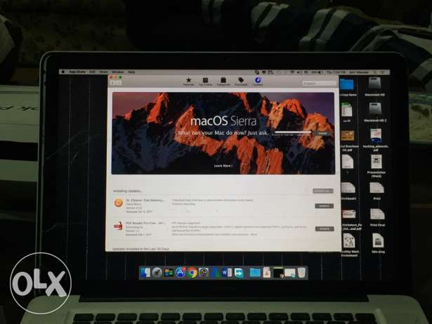 Macbook Pro mid 2010 for sale شيراتون -  8
