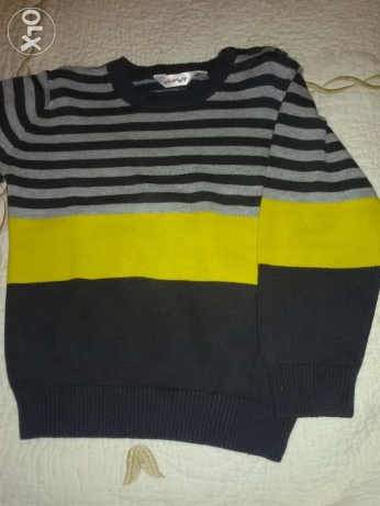 Imported pullover size 3- 4years بلوفر مصر الجديدة -  1