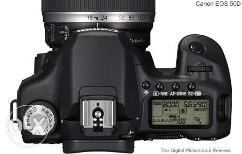 Canon 50D used عين شمس -  3