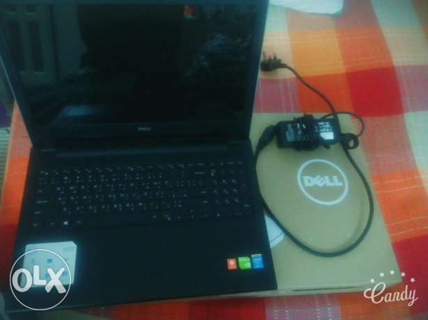 Laptop Dell 3542 i7 8gb ram For sale