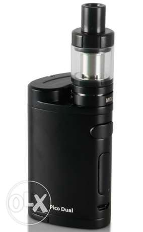 IStick Pico Dual 200W with MELO III Mini KIT **Black**