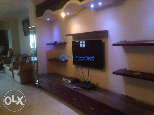 hurry up apartment for rent in maadi sryaat very close to 9 st