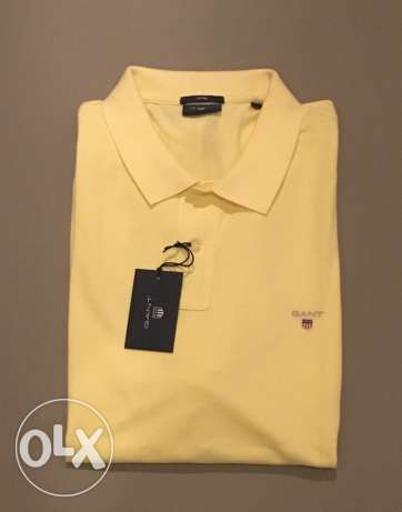 Original gant polos tshirt from america for 650 big sizes available