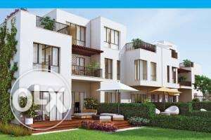 Town House for Sale in SODIC Courtyards تاون هاوس لالبيع في سوديك فرصه