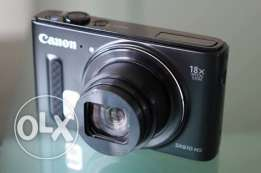 Canon powershot sx610 hs . Made in japan
