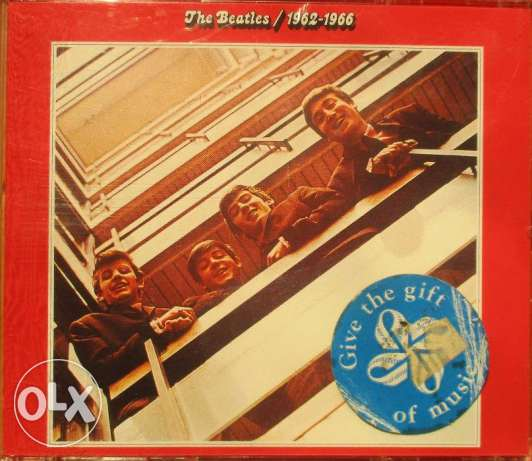 The Beatles Collection 2CDs مصر الجديدة -  1