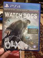 Watch Dogs1 PS4
