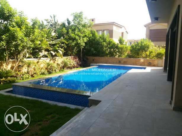 stand alone villa in palm hills newcairo with istallment