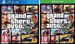 exchange GTA V PS4 to GTA V XBOX ONE