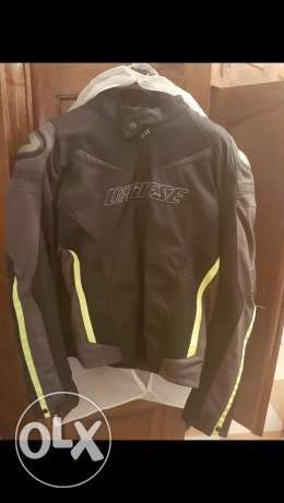 DAINESE SuperSpeed D-dry motorcycles jacket
