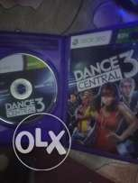 Xbox 360 CD dance central 3