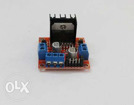L298N Dual H-Bridge Motor Controller module (various models will work)