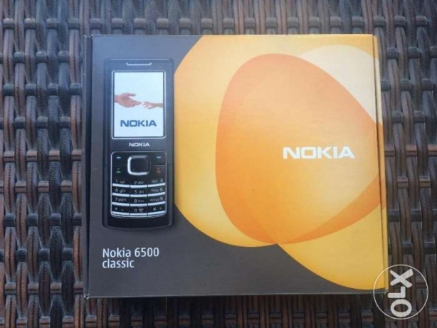 NEW Mobile Nokia 6500 Classic for BMW Care Kit نوكيا المعادي -  1