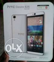 htc 826 dual sim 4g sealed