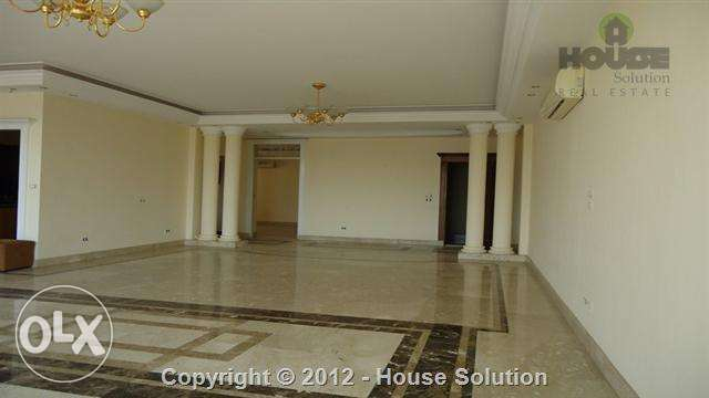 Semi-Furnished Apartment In A Luxury Building For Rent In Maadi Saraya