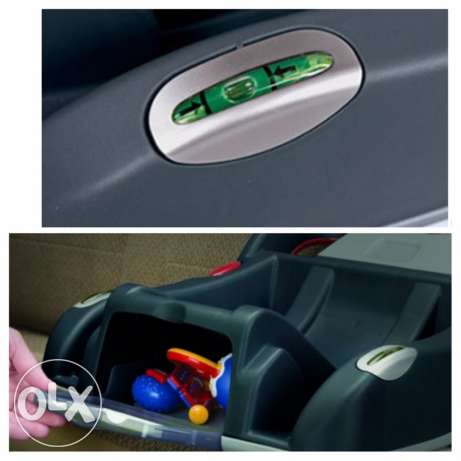 chicco KEY FIT car seat+base