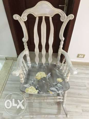 Rocking chair الشيخ زايد -  2