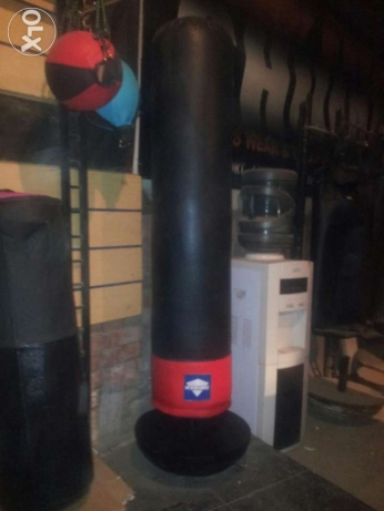 Boxing (ICEBURG) Standing Punching Bag حدائق الاهرام -  2