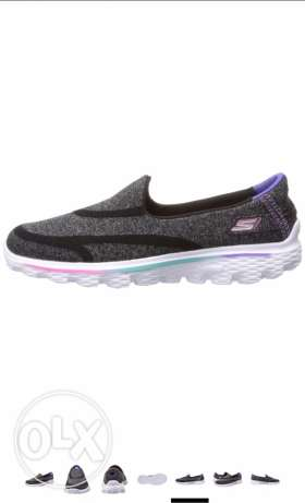 Skechers Kids 81052L Go Walk 2 الشيخ زايد -  3