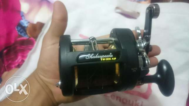 Shakespeare Tidewater TW30la2 fishing reel