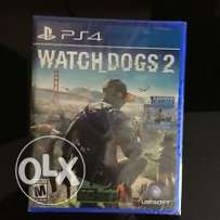 Watch Dogs PS4 new