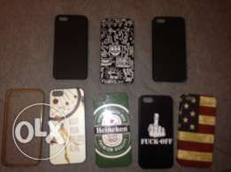 iPhone 5 and 5s covers (high quality)