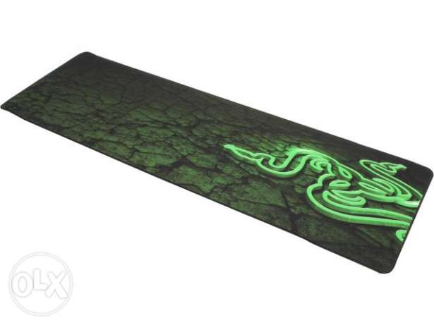 Razer Gaming Mouse and RAZER Soft Mouse Pad