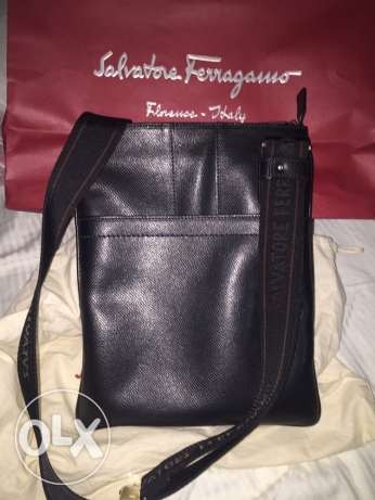 Salvatore Ferragamo shoulder bag in dust bag original price