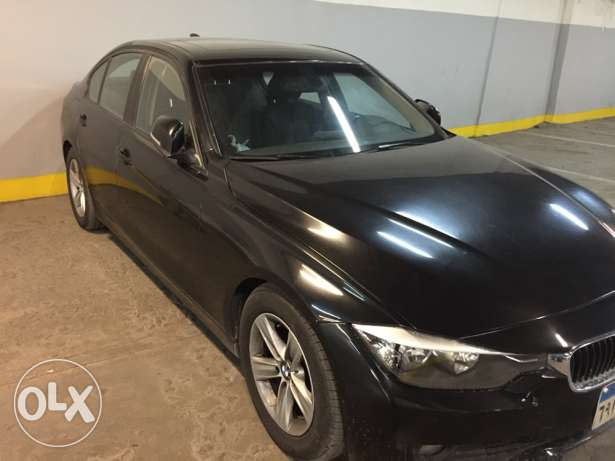 BMW 320i exclusive Black/2013