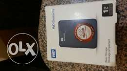 External hard drive 1 tera western digital