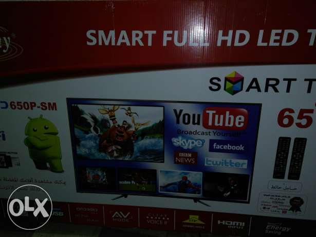 "60"" LED Full HD smaret Wifi"