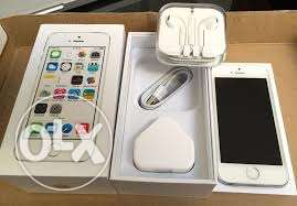 IPhone 5S New with box and all acc
