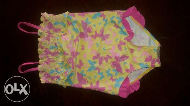New swimsuit size 8-9