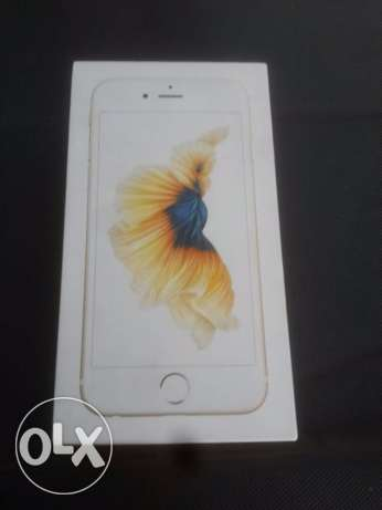 iphone 6S Gold 64 G like new