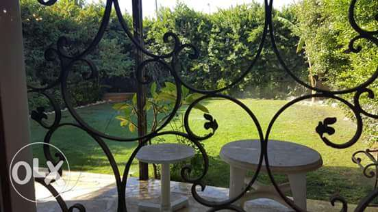 Twin house for sale in Hadaik EL Mohandisin fully finished