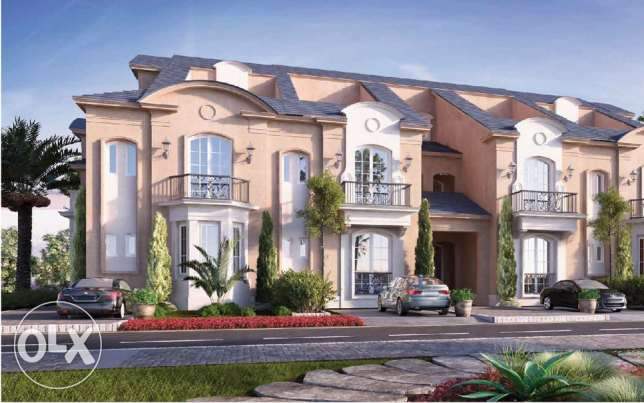 Town house corner in Layan Sabbour, with special price!! القاهرة الجديدة -  1
