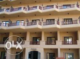 Lovely 2 BR apartment in new luxury project, beach front Hurghada