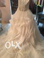 Wedding dress ( Justin Alexander from Holland )