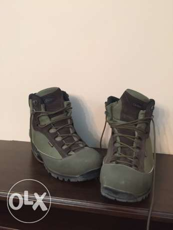 Original Half Boot Aku Almost New الشيخ زايد -  2
