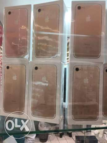 Iphone 7 & 7 plus الساحل -  2